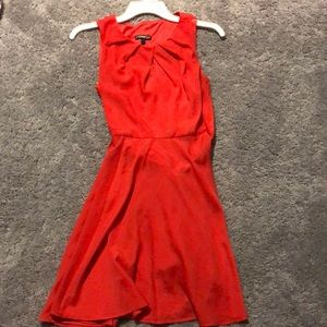 Express Dress with Keyhole opening